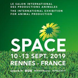 LLDC Algae participe au Space 2019