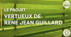 La microalgue en pondeuses, le défi de René Jean Guillard