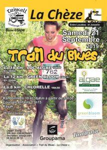 8eme étape du Triskell challenge trail, le 21 septembre 2019